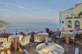 Belvedere restaurant, Ravello