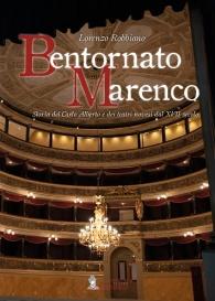 Bentornato Marenco (copertina - Solo fronte)
