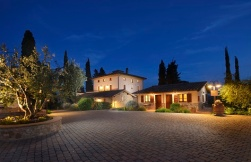 Borgo notturna - Borgobrufa SPA Resort