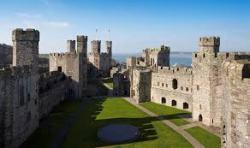 Caernarfon, Galles