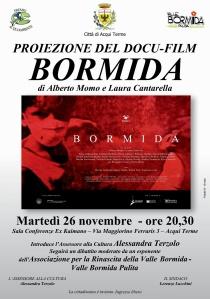 film bormida locandina