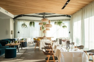 Sala da pranzo 2 - Hotel Muchele
