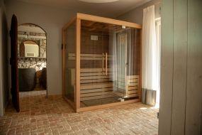 Suites Spa Pietra Calda La Sauna