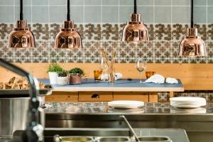 Tavolo chef - Hotel Muchele