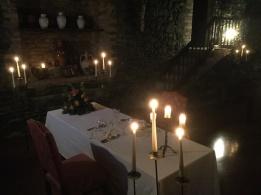 Castello di Gropparello - Cena a castello (3)