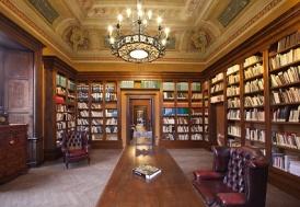 Castello di Padernello - Biblioteca