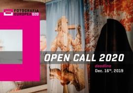 Fotografia Europea_call 2020