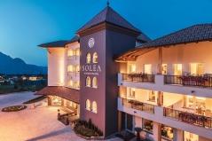 Solea-Boutique-Spa-Hotel-Esterno-notturno-2