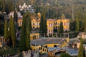 Visit Brescia - Festival Tener a mente - Panoramica Vittoriale - credit @Vittoriale
