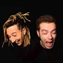 Salmo + Ghali 3 funny - Copia