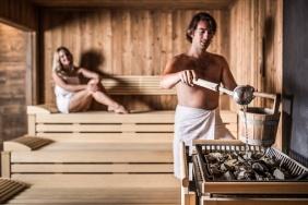 Sauna coppia Bad Moos - (C) Hannes Niederkofler