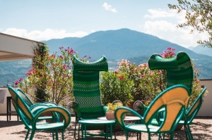 Terrazza - Hotel Muchele