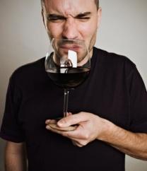vino cattivo