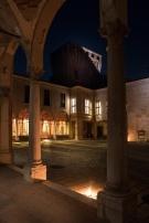 Castello di Padernello - Notturna - Foto di Virginio Gilberti (5)