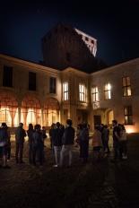 Castello di Padernello - Notturna - Foto di Virginio Gilberti (6)