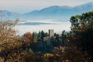 Castello di Petroia - Autunno (8)