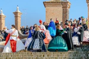 Consorzio Visit Ferrara - Carnevale sull'acqua a Comacchio - Credit Francesco Cavallari (6)