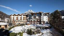 Italy Family Hotels - Brunet The Dolomites Resort & Spa (8)