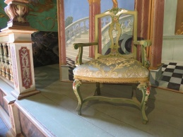 Sedia del Teatrino - Castello di Vigoleno - Castelli Vigoleno