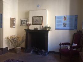 sedia di Elia - Museo Ebraico - Castelli Ducato