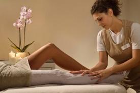 Trattamento gambe - Borgobrufa Spa Resort