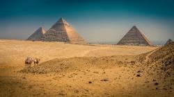 3 - Egitto (Non è mai troppo tardi)