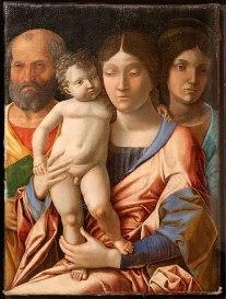 390px-Andrea_mantegna,_sacra_famiglia_con_una_santa_(verona,_castelvecchio)_00,0