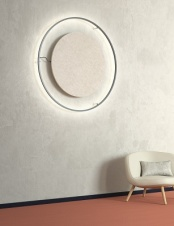 Axolight_U-LIGHT_wall_ceiling_160_anthracite_sound_absorbing