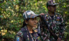 Woraya Makal, detta Kwan© Thomas Cristofoletti _ WWF-US- From Thailand