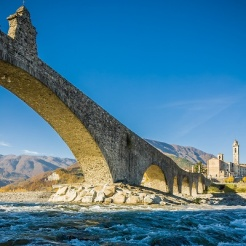 Visit Emilia - Ponte Gobbo a Bobbio (2)