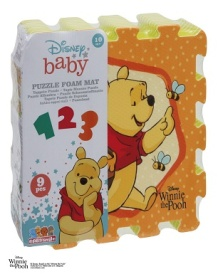 tappeto puzzle Winnie The Pooh (1)